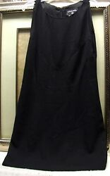 06A Chanel Black Dress  Made In France Size 42