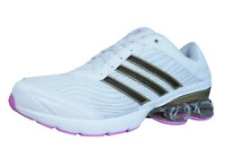 Adidas Neptune Bounce Womens Running Sneakers Gym Cross Fitness Shoes White $80.04