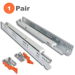 3 4quot; Undermount Soft Close Drawer Slides 3D Adjustable Locking Device H Quality $109.49