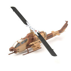 IXO 1:72 Diecast Marines AH 1W Supercobra Camo Airplane Aircraft Helicopter Toy $21.99
