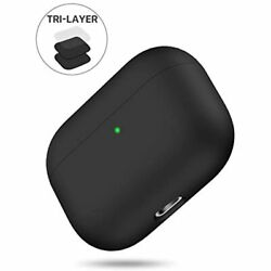 Miracase Upgrade Cover For Airpods Pro Case Triple Layer Protective Liquid 2019 $16.69