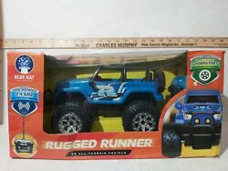 RC All Terrain Vehicle Rugged Runner Battery Remote Toy Car New Box $15.00