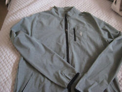 Toes on the Nose mens surf beach performance training jacket L large  $34.00
