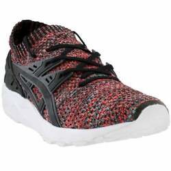 ASICS GEL-Kayano Trainer Knit  Casual Training  Shoes - Black - Mens $28.15