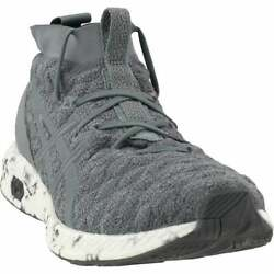 ASICS HyperGel Kan Mid Casual Running Shoes Grey Mens $42.25