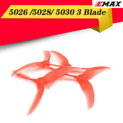 Emax AVAN Scimitar 3Blade Propellers For RC Drone Plane FPV Racing Quadcopter $8.03