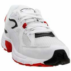 Puma Axis Plus 90s Sneakers Casual    - White - Mens $29.95