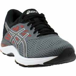 ASICS GEL Flux 5 Casual Running Shoes Black Mens $45.06