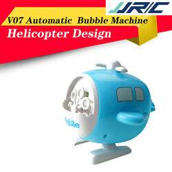 JJRC Summer Bubble Automatic Helicopter Kids Toys Electric Bubble Machine $25.84
