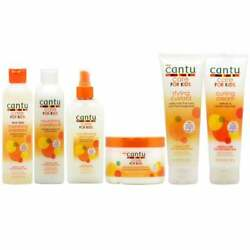 Cantu Care for Kids Shampoo Conditioner and Treatments 7-Piece Collection $51.99