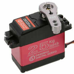 DS3225 25KG Metal Gear High Torque Waterproof Digital Servo For RC Motor Car GT# $14.73