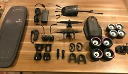 Boosted Board PARTS MINI'S V2 PLUS AND STEALTH VERY LOW USAGE AND NEW $80.00