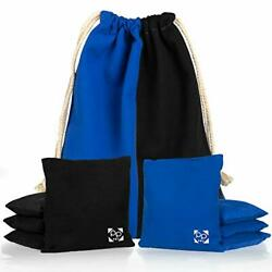 Professional Cornhole Bags - Set of 8 Regulation All Weather Two Sided Bean Bags $34.19