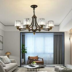 Vintage Chandeliers Modern Contemporary Lighting Fixtures for Dining Living Room $194.39