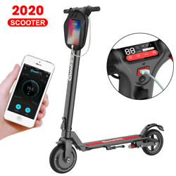 Mwheel 7500mAh Battery 35km Range 350W Motor Electric Scooter E-Scooter With APP $325.99