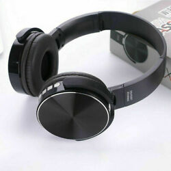 ✅ Wireless Bluetooth Noise Canceling Over Ear Headphones Stereo Headset w   $15.89