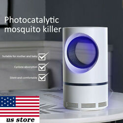 Home Bedroom USB Mosquito Killer Lamp Electric Pest Repeller Zapper Insect Trap $6.45