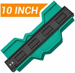 NEW ORIGINAL 10Inch Saker Contour Gauge Profile Tool Mark and Cut Any Shape 48H