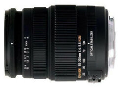 Sigma 50-200mm F4-5.6 Dc Os Hsm For Canon  $205.00