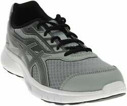 ASICS Stormer Casual Running Shoes Grey Mens Size 9.5 D $29.95