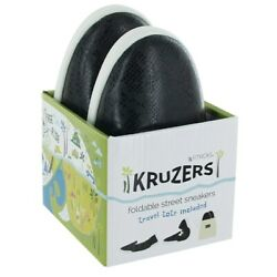 Kruzers Foldable Slip-on Street Sneakers with Full Rubber $26.49