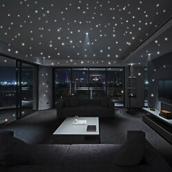 407pcs Dot Luminous Star Wall Stickers Home Room Decor Glow In The Dark Decal $1.99