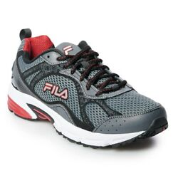 New Mens Fila Windshift 15 Running Sneakers Shoes Wide limited sizes $44.95