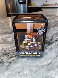 1 Minecraft Cave Biome Collection 1 Mining Mountain Steve With Pickaxe Age 6 Up $42.99