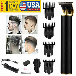 NEW Electric Pro LI T-OUTLINER Trimmer Hair Clipper 1-5 DAYS Delivery USA STOCK $28.99