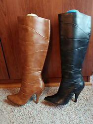 Womens Boots size 9 brown $28.00