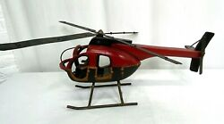 Large Helicopter Decorative Display $125.00