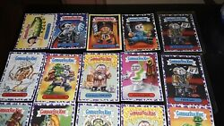 Garbage Pail Kids Oh The Horror-ible Purple Border Lot Of 60 Cards. $25.00