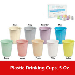 Disposable Drinking Cups For Dental Clinics 5Oz Choose Color & Case Quantity $27.95