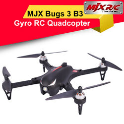 MJX Bugs 3 B3 2.4G Gyro RC Quadcopter Brushless Motor Drone Professional Drone $110.65
