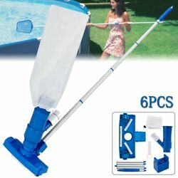 Swimming Pool Vacuum Cleaner Brush Cleaner Tool Detachable Cleaning Tool $19.99