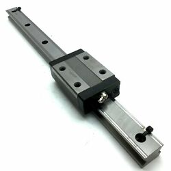 THK SR30SB Linear Bearing W Linear Rail Length: 440mm Width: 28mm Height: 23mm $130.00