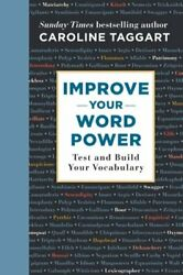 Improve Your Word Power: Test and Build Your Vocabulary by Caroline Taggart: New $8.25