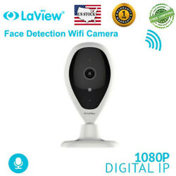 New 1080P Indoor WiFi Security Camera 2 Way Audio Night Vision Remote Camera $29.82