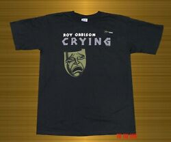 New Roy Orbison Crying 1961 Mens Vintage Classic T Shirt $19.95