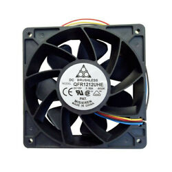 7500RPM Cooling Fan Replacement 4-pin Connector For Antminer Bitmain S7 S9 AK $12.19