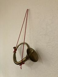 Horn: Instrument Fox Hunting With Red Braid Hanging Cord $5.00