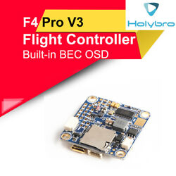 F4 V3 Pro Flight Controller Board Built in BEC OSD Baro For FPV Quadcopter $24.17