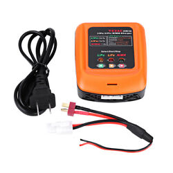 25W 3A RC Charger Charging for 2S 3S LiPo LiFe 1 8S NiMH Battery Durable $19.01