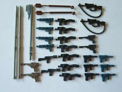 30 Repro Weapons Lot VERY CLOSE Star Wars LOT $36.00