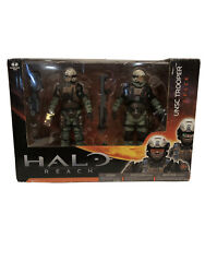 Halo Reach Series 1 UNSC Troopers Action Figure 2pk Mcfarlane Toys =FREE SHiP== $70.00