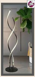 Floor Table Lamp LED Lighting Modern Contemporary Touch Screen Switch Decor New $144.00