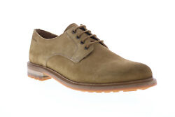 Clarks Foxwell Hall 26148006 Mens Brown Oxfords amp; Lace Ups Plain Toe Shoes $38.99