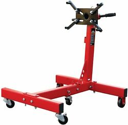 Big Read T26801 Rotating Engine Stand Foldable Frame 1500 Lb Capacity 3/4 Ton $115.49