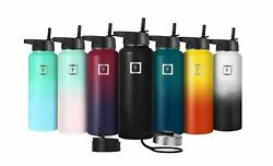 Iron Flask Sport Water Bottle Hydro Vacuum Insulated Stainless Steel 6 sizes $17.95