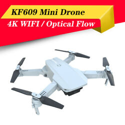 4K HD Camera RC Mini Foldable Drone amp; WIFI FPV Selfie Quadcopter RC Helicopter $53.83